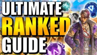 ULTIMATE APEX LEGENDS RANKED GUIDE FOR BEGINNERS! | TIPS AND TRICKS