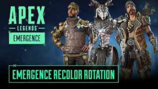 So. Many. Recolors. | Apex Legends: Emergence