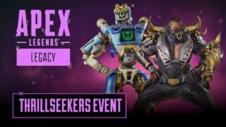 Thrillseekers Event: Skins, Store, Trackers and more | Apex Legends