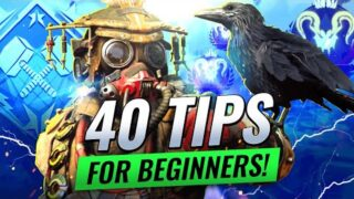 APEX LEGENDS BEGINNER TIPS AND TRICKS! (40 Tips to Improve FAST in Apex Legends) (Beginner Guide)
