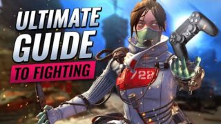 CONSOLE CONTROLLER FIGHTING GUIDE! (Season 10 Advanced Console Fighting Tips & Tricks! Apex Legends)
