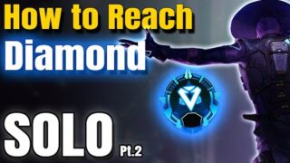 How to SOLO to Diamond in Apex Legends Season 10 RANKED ! Platinum to Diamond Ranked Guide !