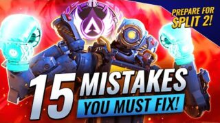 15 MISTAKES TO AVOID IN SEASON 10! (Apex Legends Tips & Tricks) [How to Improve at Apex Legends]