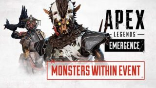 Apex Legends Monsters Within Event