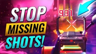 STOP MISSING SHOTS IN APEX! (Apex Legends Gun Guide – Tips & Tricks to Hit Your Shots)