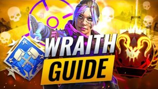 THE ONLY WRAITH GUIDE YOU'LL EVER NEED! (How to Play Wraith in Apex Legends)