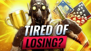 TIRED OF LOSING? WATCH THIS VIDEO! (Apex Legends Tips, Tricks, and Guide to Win in Apex)